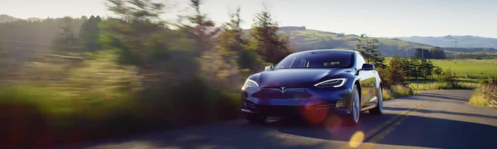 Tesla billån