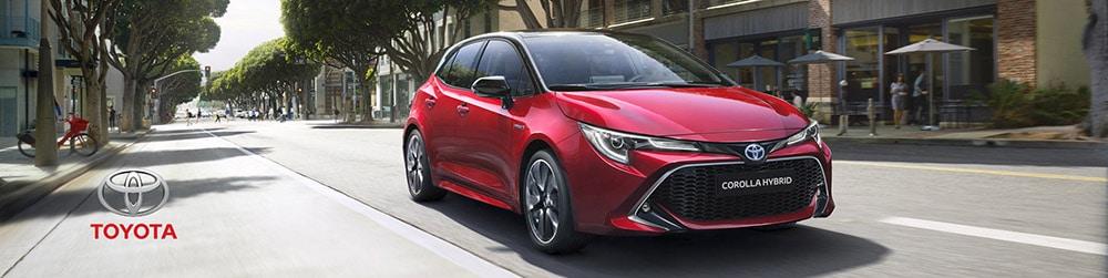 Toyota billån