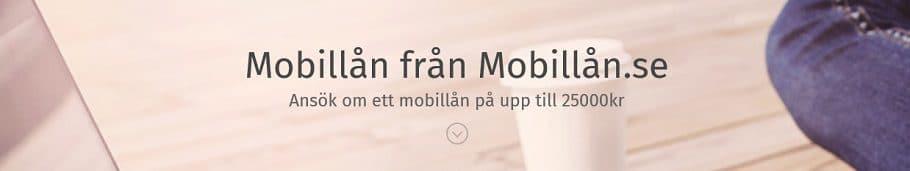 mobillån kreditkonto